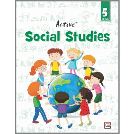 Full Circle ICSE Active Social Science for Class 5 by A.K Singh, Vineeta Saxena