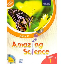 Oxford Amazing Science Book 1 by P Asha