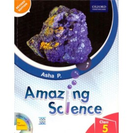 Oxford Amazing Science Book 5 by P Asha