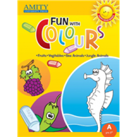 Amity Fun with Colours Primer A