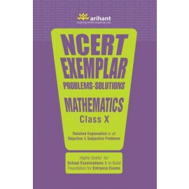 Arihant NCERT Exemplar Problems-Solutions Mathematics Class 10