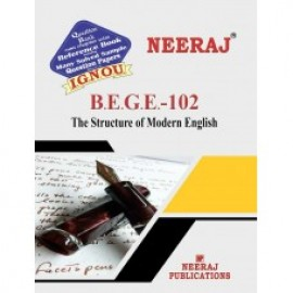 Neeraj IGNOU The Structure of Modern English (BEGE-102)