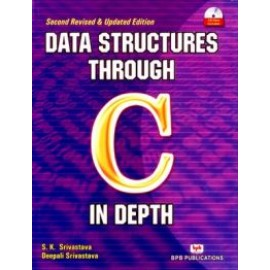 BPB Data structures through C In Depth - 2nd Edition by S.K. Srivastava