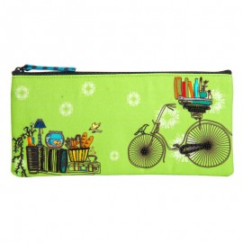 Brain Bridge Cycle Pencil Pouch