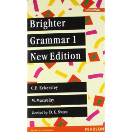 Pearson Brighter Grammar Book for Class 1