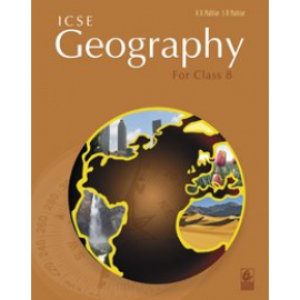 Bharti Bhawan ICSE Geography Textbook for Class 8
