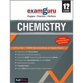 Full Circle Exam Guru Chemistry for Class 12 (2020)
