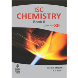 S Chand ISC Chemistry Book 2 for Class 12