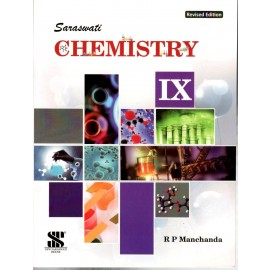 New Saraswati Chemistry Textbook for Class 9