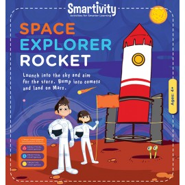 Smartivity Space Explorer Rocket