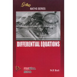Golden Differential Equations by NP Bali