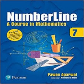 Pearson NumberLine for Class 7