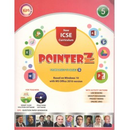 Kips ICSE Pointerz Computer Activity Book Class 5