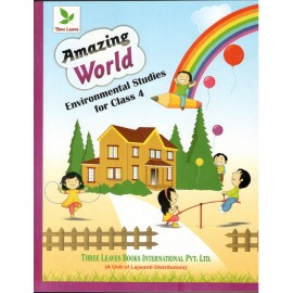Three Leaves Amazing World (EVS) for Class 4