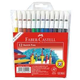 Faber-Castell Sketch Pen 45F (Pack of 12)