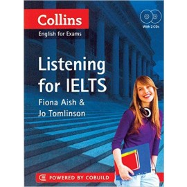 Collins Listening  for IELTS with 2CDs