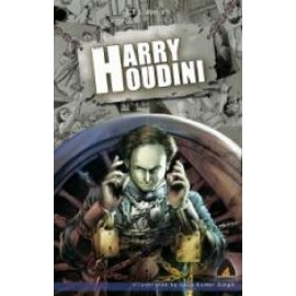 Campfire Novel Harry Houdini by CEL Welsh