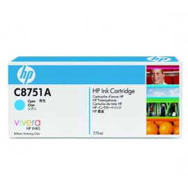 HP Original Ink Cartridge C875A