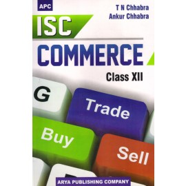 APC I.S.C. Commerce Textbook for Class 12