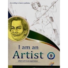Kirti I am an Artist Book for Class 9