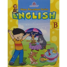 Madhuban Nano English Primer B by Deeksha Tomar