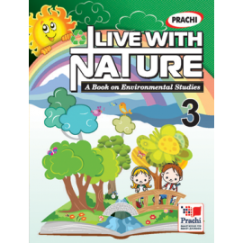 Prachi Environmental Studies Live with Nature Textbook for Class 3
