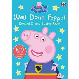 Ladybird Well Done, Peppa (Reward Chart Sticker Book)