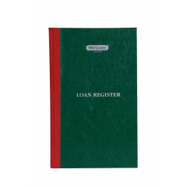 Writeaway  Register of Loan Register Hard Bound (Pages-60)