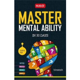 MTG Master Mental Ability in 30 Days (NTSE, NSO, NCO, IMO)  2020