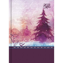 Matrikas New Year Diary 2021 Print D' Art -SD-B Hard Bound (120X170 mm)