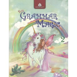 Madhuban New Grammar Magic for Class 2 by Anuradha Murthi