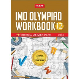MTG (IMO) International Mathematics Olympiad Workbook for Class 12
