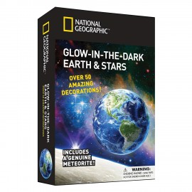 National Geographic Glow in The Dark Earth and Stars