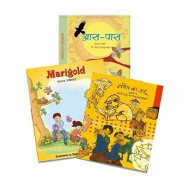 NCERT Book Set for Class 3 (Set of 4 Books) Hindi Medium