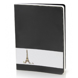 Nightingale Neon Series Tower Black Notebook (A7) - 2020
