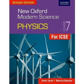 Oxford New Modern Science Physics Class 7