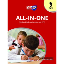Full Marks DAV Guide All in One for Class 3