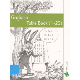 Grafalco Table Book 1-20 (N0951)
