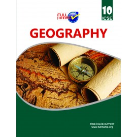 Full Marks ICSE Geography Textbook for Class 10
