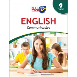 Full Marks Guide of English Communicative (Set) Course A for Class 9 by Dr. S Kumar