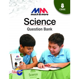 Full Marks Question Bank Science for Class 8