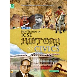 Evergreen New Trends in ICSE History And Civics Textbook for Class 7