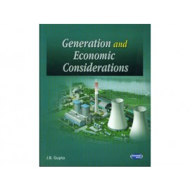 SK Kataria & Sons Generation and Economic Considerations by J.B. Gupta