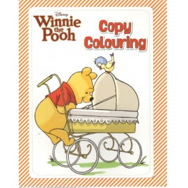 Scholars Hub Copy Colouring Disney Pooh