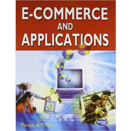 SK Kataria & Sons E-Commerce and Applications by Pandey & Pandey
