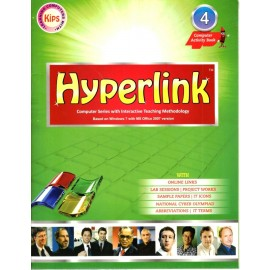 Kips Hyperlink (Textbook of Computer Science) for Class 4