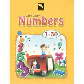 Mascot Press Lets Learn Numbers 1 to 50