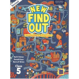 Oxford New Find out Textbook for Class 5 General Knowledge