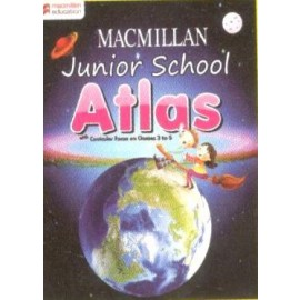 Macmillan Junior School Atlas on Classes 3 to 5