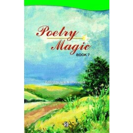 RatnaSagar Poetry Magic for Class 7 by Keki N Daruwalla